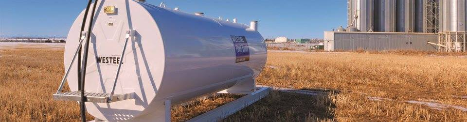 New tank financing program for Double Wall Fuel Tanks for sale in Manitoba.