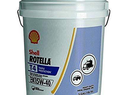Rotella T4 Oil Sale