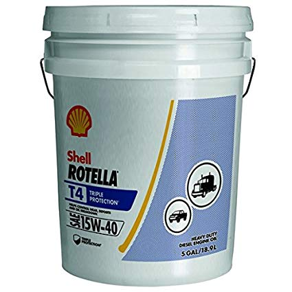 Rotella T4 Oil Sale